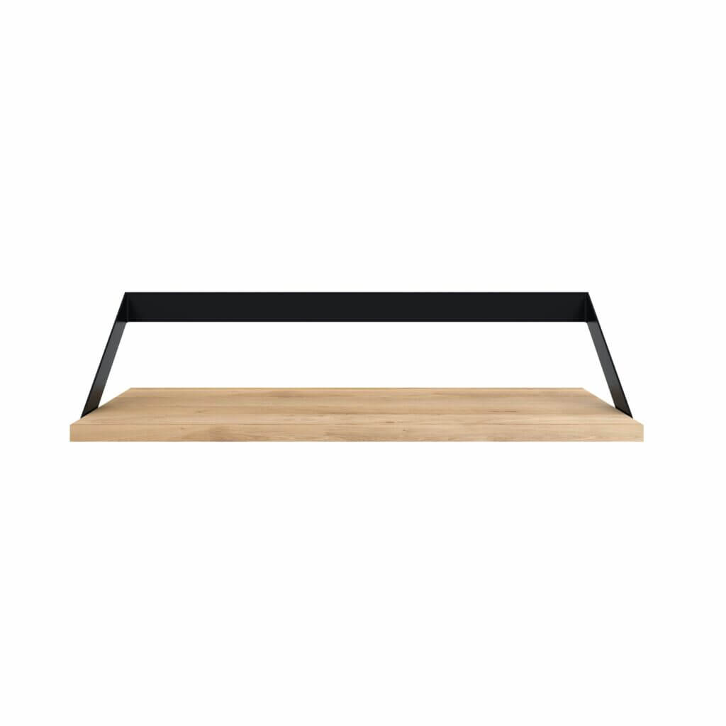 Ribbon shelf - Black