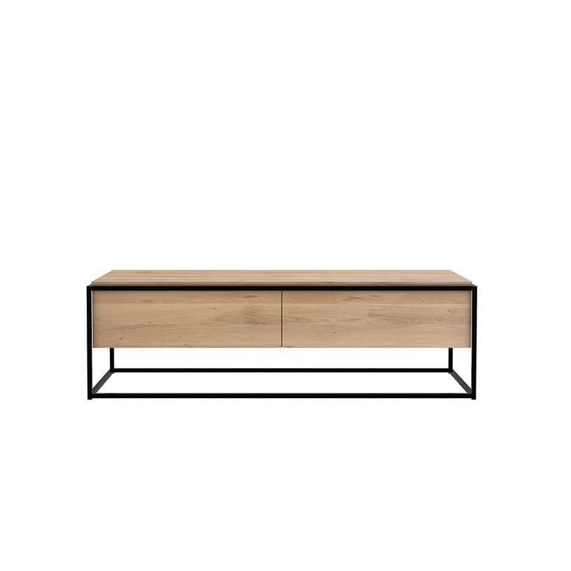 Monolit TV cupboard - Black