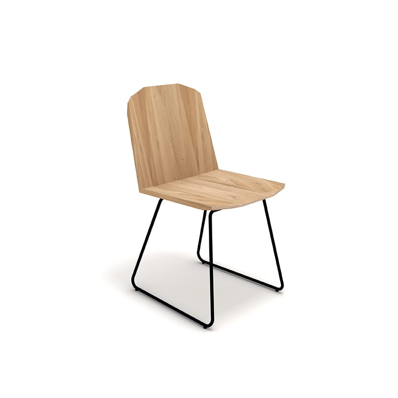 TGU-027046 Facette chair black 43x52x85 (2)