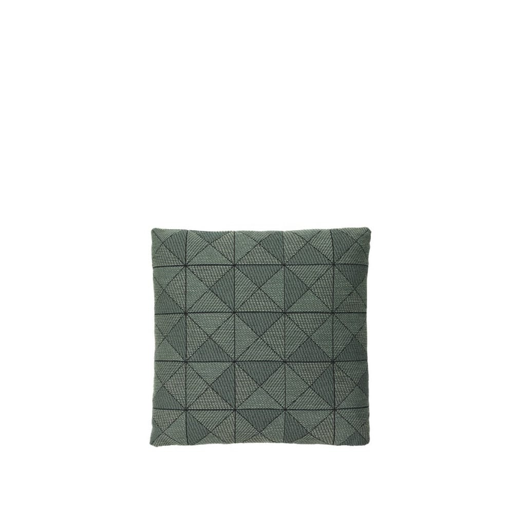 Tile Cushion - Green