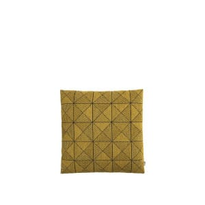 Tile Cushion - Yellow