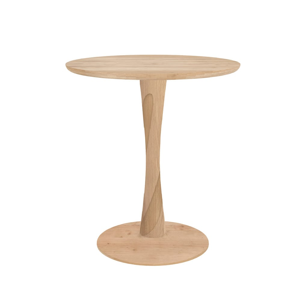 Torsion Dining Table 70x70
