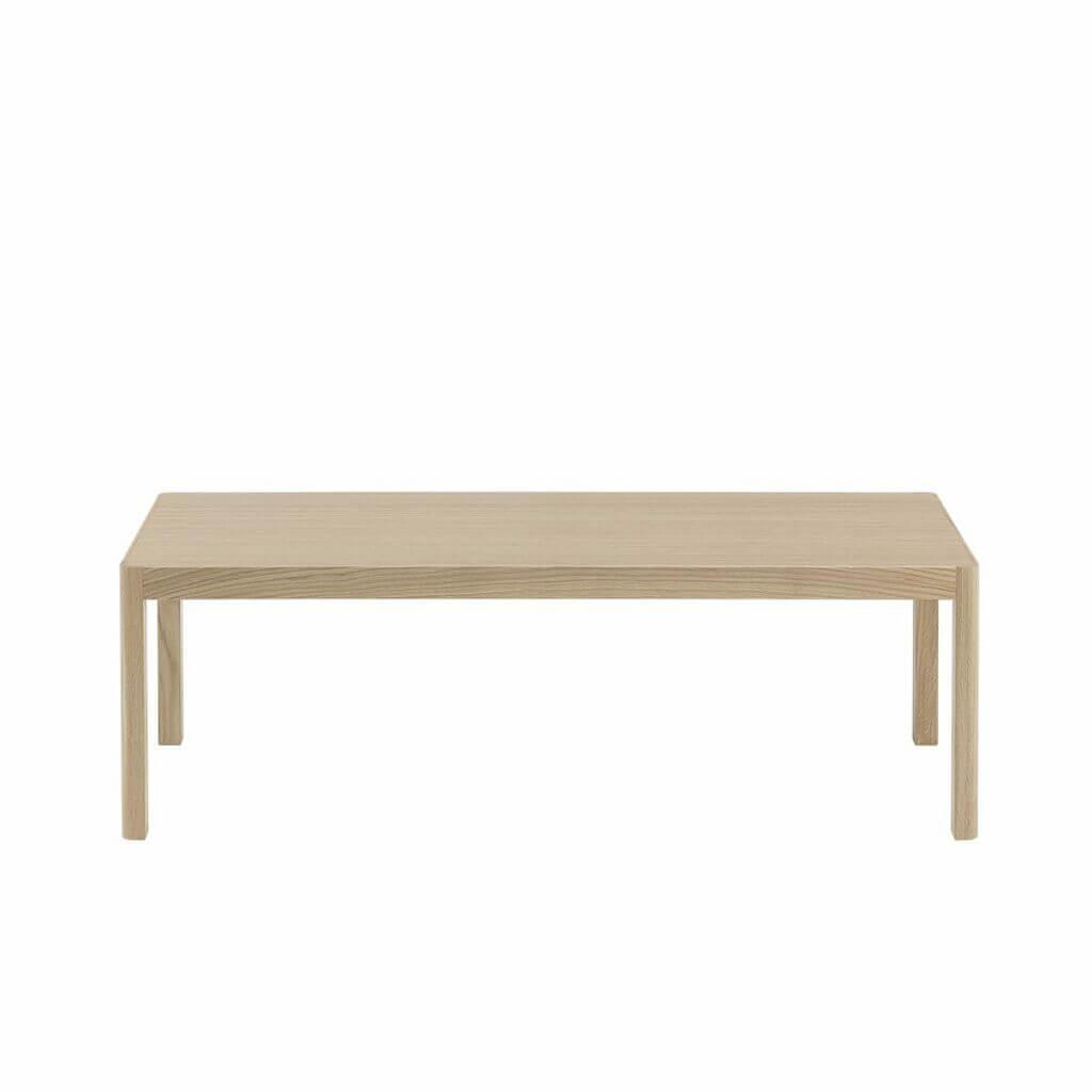 Workshop coffee table - Oak