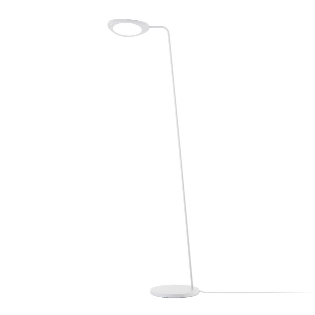 Leaf Floor Lamp - White