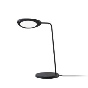 Leaf Table Lamp - Black