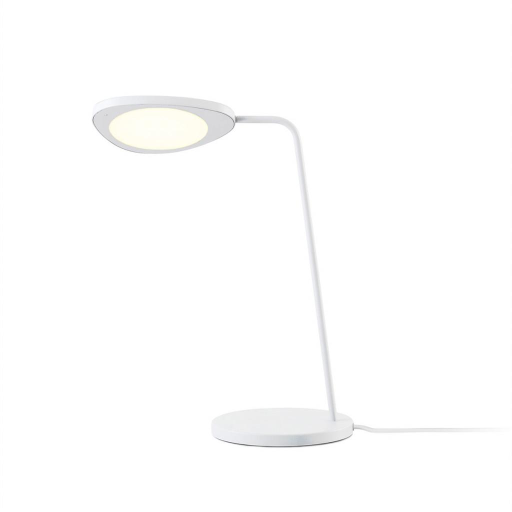 Leaf Table Lamp - White